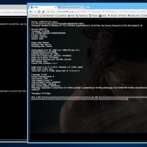 Netflix 1080p Edge VS Chrome