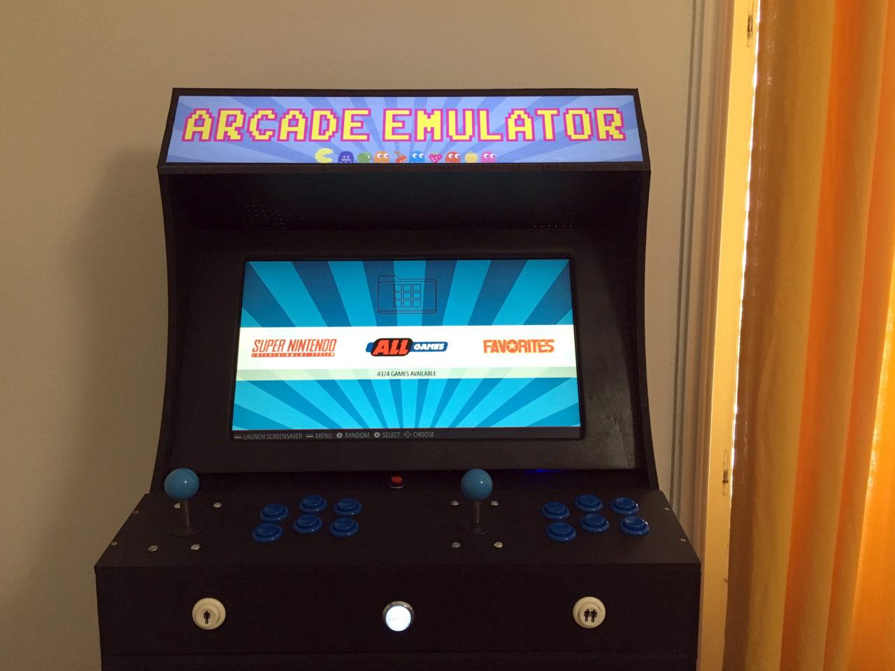 mobile videogioco arcade fai da te